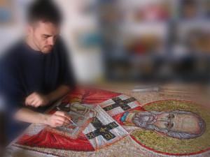 """alt=""""mozaik Sveti Nikolaj"""""""