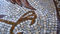 dvoglavi orao mozaik